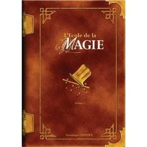 DVD L'Ecole de la Magie n° 1