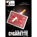 Cigarette à Travers la Carte  Mickaël Chatelain