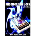 Jeu Misdirection Deck  de David Stone