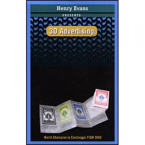 Jeu 3D Advertising