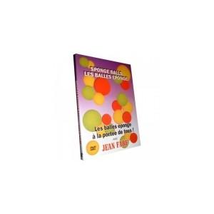 DVD Les Balles Eponge à la portée de tous