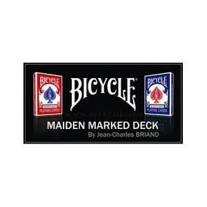 Maiden Marked Deck de Jean-Charles Briand