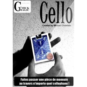 Cello de Mickaël Chatelain