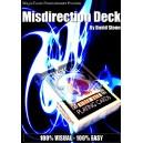 Jeu Misdirection Deck  de David Stone