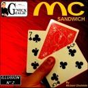 MC Sandwich  de Mickaël Chatelain