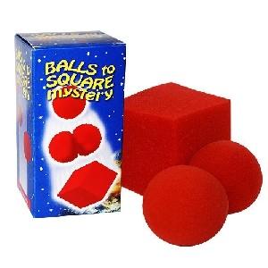 Balles Mousse Box en Cube