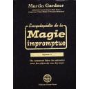 Livre Encyclopédie de la Magie Impromptue vol. 1