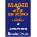 Livre Magie et Mise en Scène vol. 2