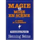 Livre Magie et Mise en Scène vol. 3