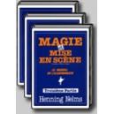 Livres Magie et Mise en Scène vol. 1, 2 et 3