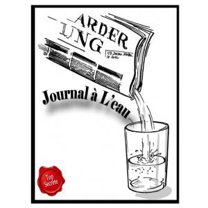Journal à Eau