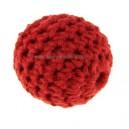Balle crochetée 1 inch non magnétique