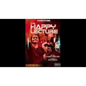 DVD Happy Lecture De David Stone